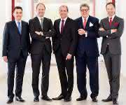 Die Geschäftsleitung der Miele Gruppe