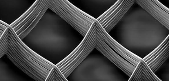 Regenerative Medizin: Elektroaktive Polymermikrofasergerüste