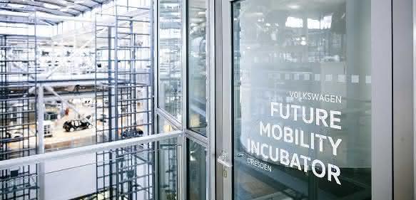 Gläserne Manufaktur VW