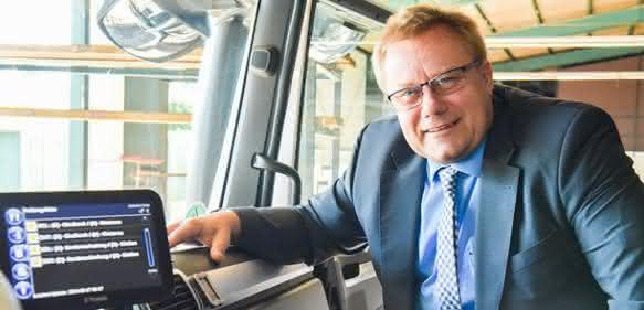 Jörg Hoffmann, Prokurist