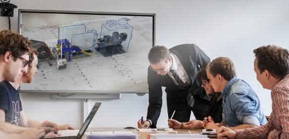Industrie 4.0: Assistenzsysteme für die Blechumformung