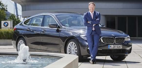 Dr. Ian Robertson, Mitglied des Vorstands der BMW AG