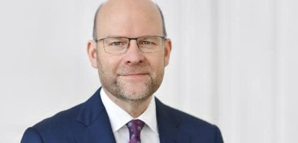 Gordon Riske, Vorstandsvorsitzende der Kion Group