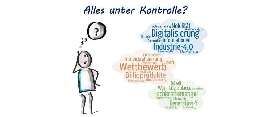 Open House: Die 5 Topics der digitalen Agenda