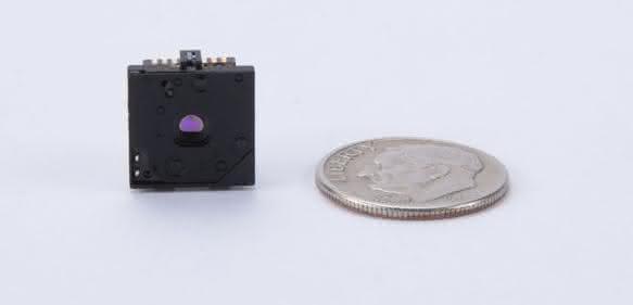 Wärmebildkameramodule