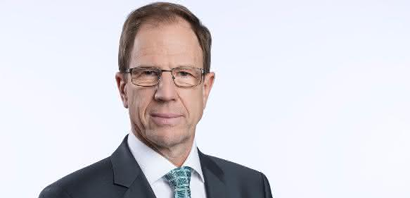 Dr. Reinhard Ploss, Vorstandsvorsitzender von Infineon