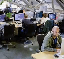 Volkswagen Digital Lab Berlin