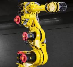 Sieben-Achs-Roboter