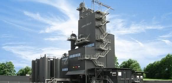 Aspahltmischanlage