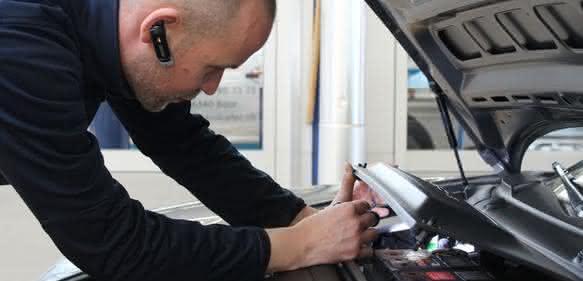 Check- und Prüfvorgänge in der industriellen Instandhaltung