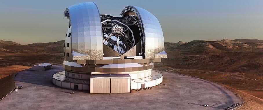 European - Extremely Large Telescope