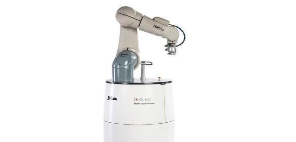 Staubli-Robotersystem