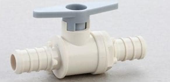 Kunststoff statt Messing: Ventil für Heißwasser unter Druck