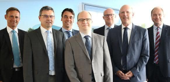 Geschäftsführung und Geschäftsleitung der deutschen SKF