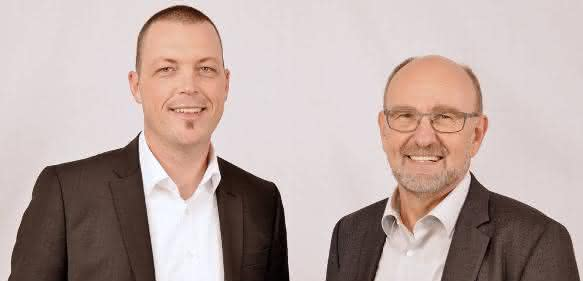 Jochen Reiff und Heinz Horbanski