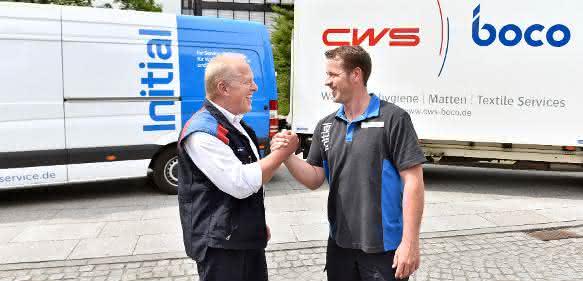CWS-boco und Initial starten Joint Venture