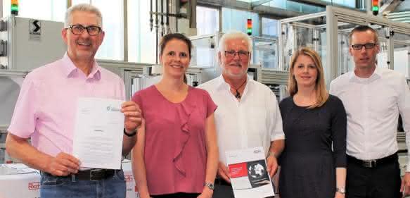 Roth Plastic Technology produziert seit 2017 klimaneutral