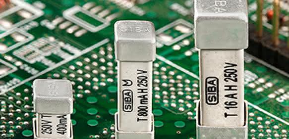 Sicherung SMD 160020
