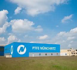 PTFE Nünchritz im sächsischen Glaubitz