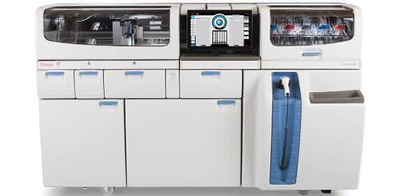 Voll-integriertes Laboranalysegerät zur klinischen Massenspektrometrie