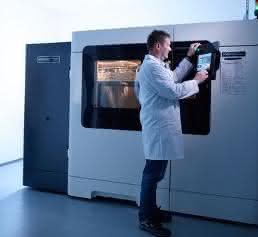 3D-Drucker Fortus 900mc