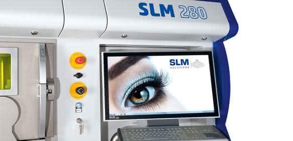 Selective Laser Melting Maschine SLM 280 2.0.