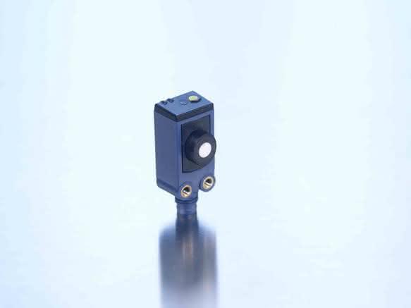 sks-Ultraschallsensor mit IO-Link-Schnittstelle