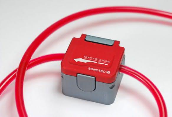 Ultraschall-Durchflusssensoren