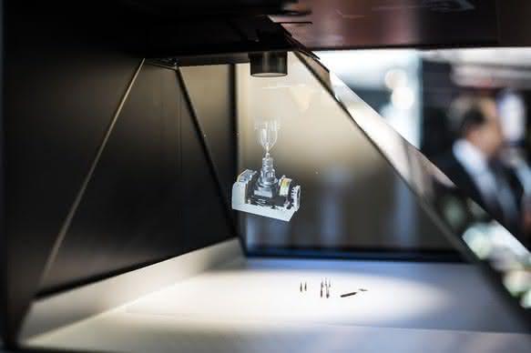 Ultrakurzpulslaser für die Mikrobearbeitung: Laserspot werde Werkzeug