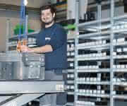 Erweiterte Produktionskapazitäten: Erema eröffnet neue Montagehalle in Ansfelden