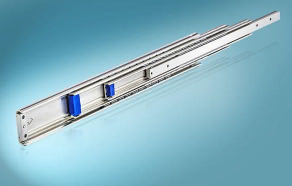 Edelstahl-Schienen für niedrige Lasten