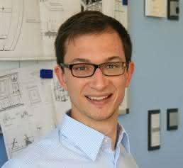 Geschäftsführer Julian Saur