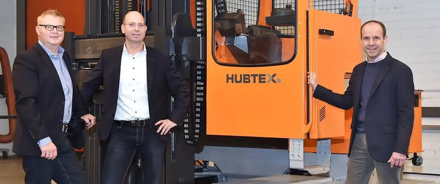 Hubtex verkauft Genkinger-Anteile