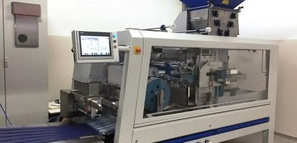 Teigteil- und Wirkmaschine