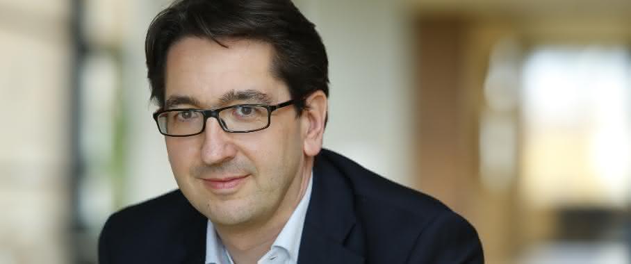 Klimaforscher Prof. Joachim Curtius