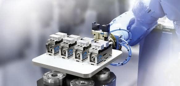 Robotik: Kleine Losgrößen automatisiert fertigen