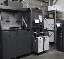 HP Jet Fusion 3D 4200 Nachbearbeitungsstation