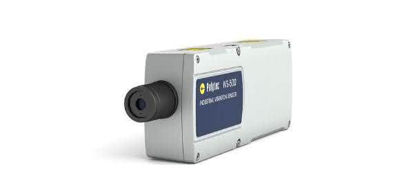 Industrie-Vibrometer IVS 500 von Polytec