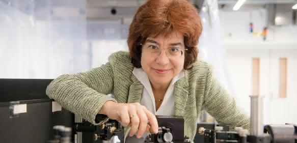 Hat Idee des Terahertz-Kalorimeters realisiert: Martina Havenith