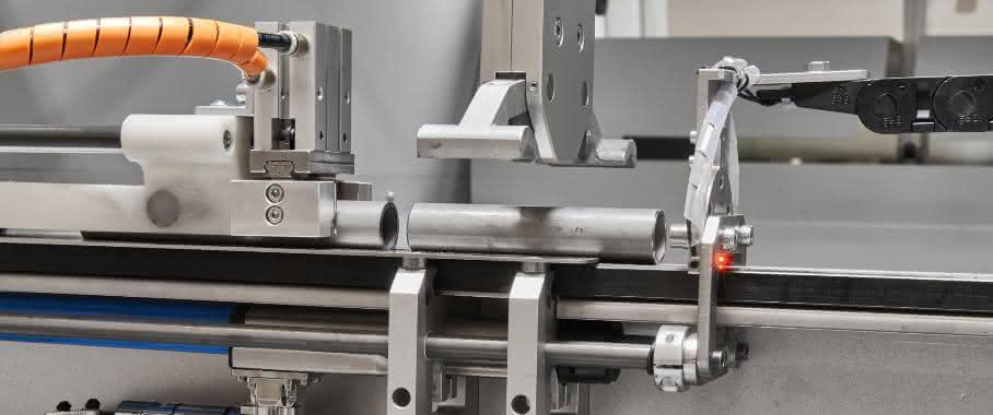 Rohrendenbearbeitungsmaschine von Sys-T-Matic