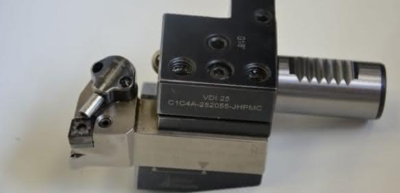 Drehwerkzeug der Jet HP-Linie von Iscar