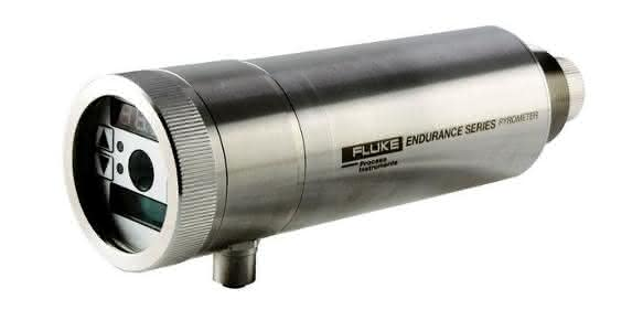 Pyrometer: Misst bis 3.200 Grad Celsius