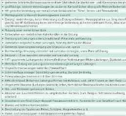 EMV-Empfehlungen