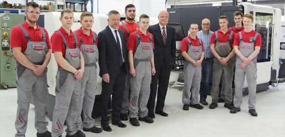 Pfeiffer Vacuum kauft zwei neue Fräsmaschinen
