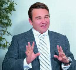 Thomas Pilz, geschäftsführender Gesellschafter der Pilz GmbH & Co. KG