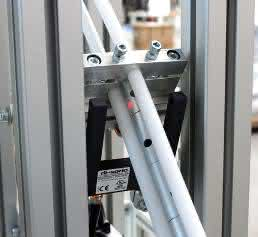 Sensorik zur Überwachung der Füllhöhe