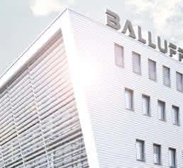 Balluff Headquarter in Neuhausen a.d.F.