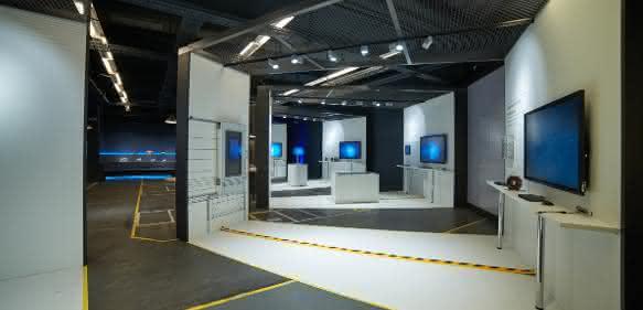 Siemens Arena der Digitalisierung