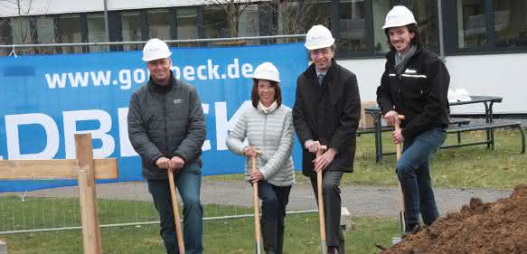 Ehrhardt Neubau Boppard Spatenstich