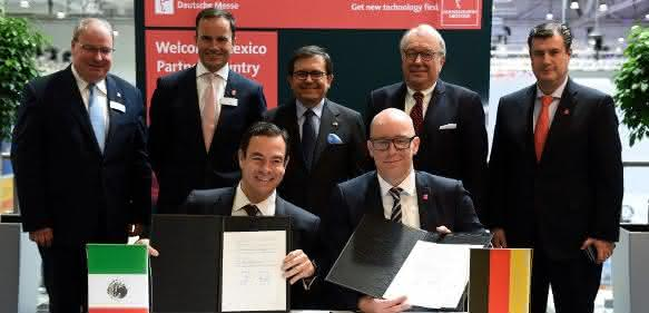 Hannover Messe 2018: Mexiko wird Partnerland